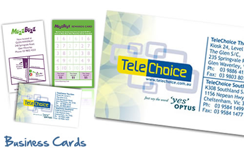 Business card printing printers melbourne business card printing reheart Images